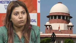 Delay In Release Of Bjp Leader Priyanka Sharma Sc Sends Contempt