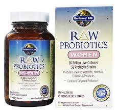 garden of eden probiotics. Garden Of Life - RAW Probiotics Women 85 Billion CFU 90 Vegetarian Capsules Eden P