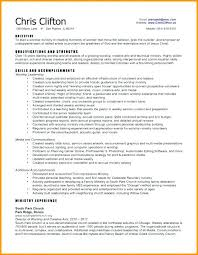 Sample Pastoral Resume New Template Resumes Delectable Free Samples Of Resumes Magnificent