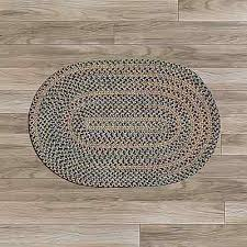 colonial mills twilight wool blend country home braided rug gray tl20