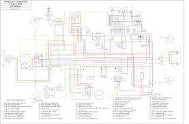 wiring charts see or here technical guzzitech dk 1994 california 1100i