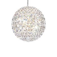 impressive round crystal ball chandelier small round crystal chandelier ball crystal mall