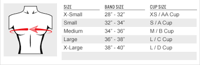 Chest Protector Size Chart Title Female Training Chest Protector