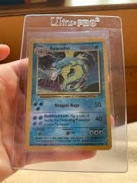 Add both to cart add both to list. First Gen Gyarados How Much Do We Think This Is Worth Pokemoncardcollectors