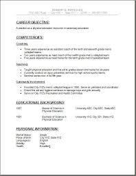 school resumes pinterest high resume students chronological sample job  samples