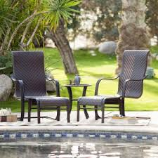 Small Space Conversation Patio Sets