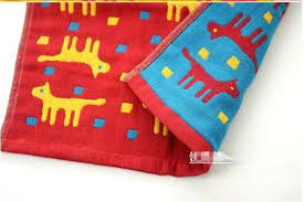 towel for kids. Puppy Printed Towels For Kids Cotton Hand Towel 2 In 1 Package Best Bathrooms Nyc