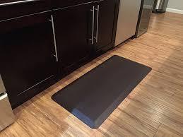 Commercial Kitchen Floor Mats Amazoncom Novaform Anti Fatigue Comfort Mat Dark Brown Home