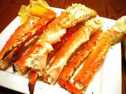 Baked King Crab Legs with Garlic Lemon ...
