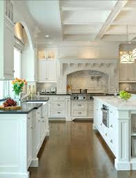 Classic White Kitchen Design Kitchen Of The Day Classic White Interesting Classic Home Remodeling Design