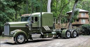 Peterbilt Paint Color Chart Semi Truck Customization Guide Paint Lights Fenders