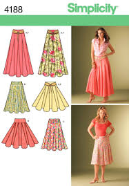 Simple Skirt Pattern Magnificent Spinny Skirts So Girly I Love That I'd Only Need Some Simple