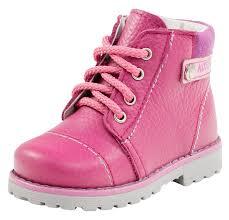 toddler girl pink leather ankle boots sku set 159773 159774 159775