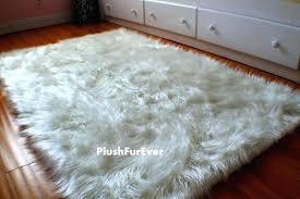 black fur carpet black fur carpet fur area rug fur area rug grey faux fur