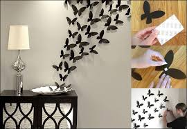 erflies wall decorations awesome diy erflies wall decor creative