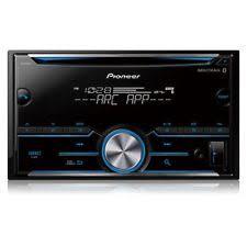 pioneer car audio in dash units ebay Pioneer Deh P77DH Rear pioneer fh s501bt bluetooth double din sized receiver