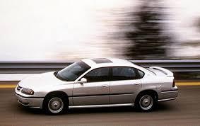 2001 Chevrolet Impala - Information and photos - ZombieDrive