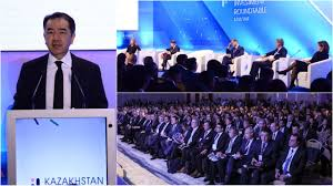 5th december 2017 government helds kazakhstan global investment roundtable in astana