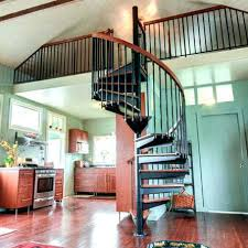 loft spiral staircase. Simple Staircase Residential Loft Steel Spiral Staircase Centre With Loft Spiral Staircase L