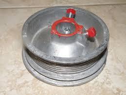 garage door drumGarage Door Cable Drums  1 pair for 7 or 8 high door  4008 New