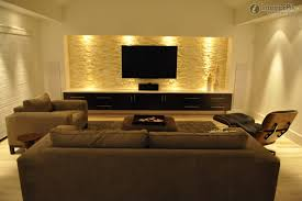 Small Picture Awesome Tv Wall Decorating Ideas Images Home Design Ideas