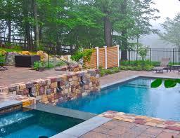 custom inground pools. Classic Custom Swimming Pool Designs Gallery In Stair Railings Ideas Design And Construction Inground Pools P