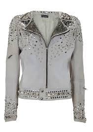 studded leather jacket 250 warehouse