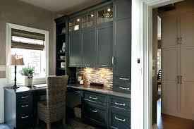 trendy custom built home office furniture. Built In Office Cabinets Trendy Custom Home Furniture I