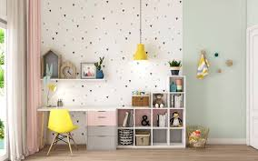 kids study space designs and tips