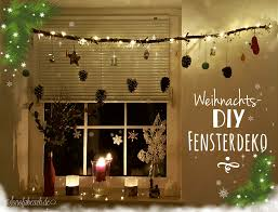Weihnachtsdeko Diy Fensterdeko Mit ästen Ella Mattsson