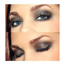 makeup for blue eyes and blonde hair light blue