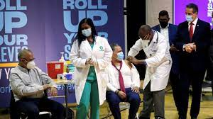 นิวยอร์กเปิดให้นักท่องเที่ยว-ชาวต่างชาติฉีควัคซีนโควิดฟรี ไม่มีค่าใช้จ่าย