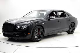 bentley flying spur 2018 call for stock number 18be116