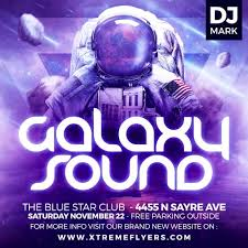 Free Flyer Template Download Galaxy Sound Flyer Template Download Xtremeflyers