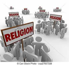 separate people. religion signs people gathering around separation division - csp27657338 separate