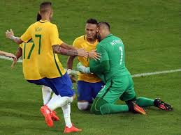 Maybe you would like to learn more about one of these? Rio 2016 Neymar Penalty Wins Brazil Maiden Football Gold Olympics News