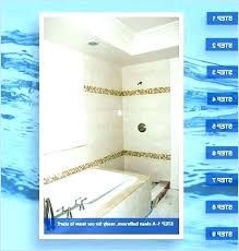 build your own bathtub build your own bathtub famous build your own shower door pattern bathroom