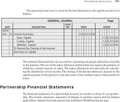 Partnership Accounting Pdf
