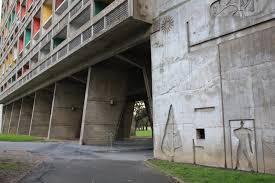La Cité Radieuse De Le Corbusier à Rezé Les Nantes 60 Ans