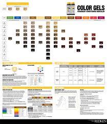 Free Printable Redken Shades Eq Color Charts Word Pdf
