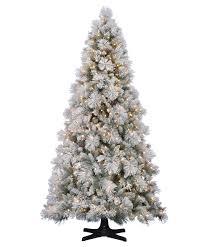 Flocked Christmas Tree Hallmark Flocked Artificial Christmas Tree Tree Classics