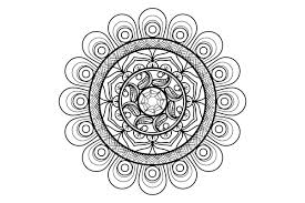 Mandala coloring pages are not just for children they're for adults too! Free Mandala Coloring Pages For Adults Online Coloring Available