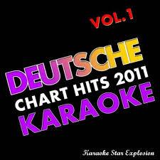Karaoke Star Explosion Deutsche Chart Hits 2011 Vol 1