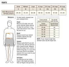 Mens Pants Size Chart Medium Meticulous Big And Tall Pants Size Chart 2019