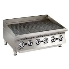 star 8136rcbb 36 countertop gas charbroiler w steel alloy radiants