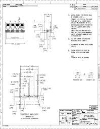 Rj45 through hole modular connectors ether connectors mouser