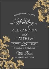 Vintage Wedding Invitation Vintage Wedding Invitations Match Your Color Style Free