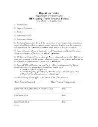Format Of Thesis Writing Pdf Sample Proposal General Apa 6th Edition