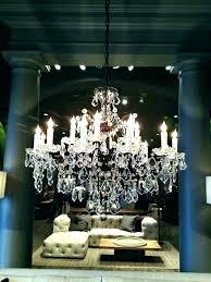 chandeliers restoration hardware chandelier first floor orb vintage filament round