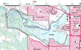 Trailcafe Glenmore Reservoir
